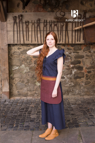 Beautiful and modest Womens Dress Agga by Burgschneider