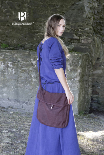 Haversack Ehwaz by Burgschneider in brown