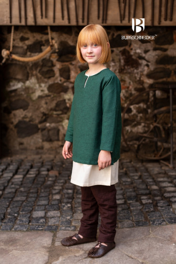 Children's Tunic Eriksson - Green