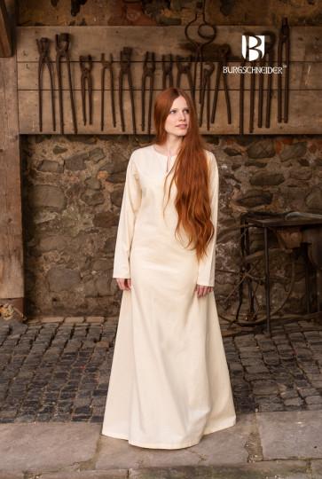 Natural white summer underdress