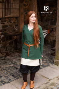 Short Tunic Frekja - Green