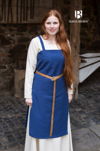 Vikingdress Frida - Blue