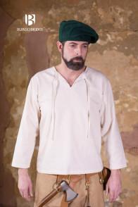 Wool Beret Harald - Green