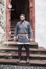 Garment Set Ragnar with Thorsbergpants, Undertunic and Tunic