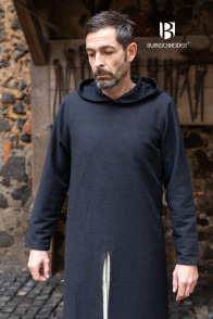 Hooded Tunic Renaud - Black