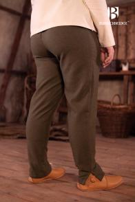 Skjoldehamn Pants Sarina - Wool Olive