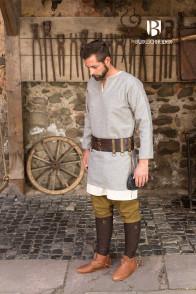 Wool Tunic Lodin - Grey