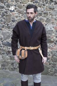 Viking Coat Loki - Brown