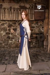 Apron Dress Gyda - Blue