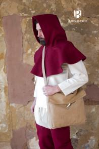 Gugel Cucullus - Wool Red