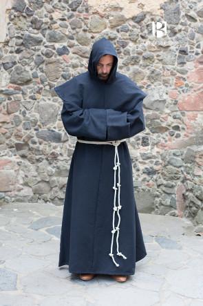 Black scary Monks Habit Benediktus by Burgschneider