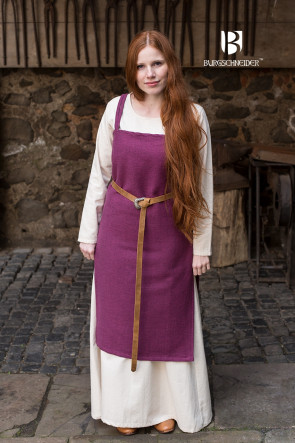 Vikingdress Frida by Burgschneider in lilac