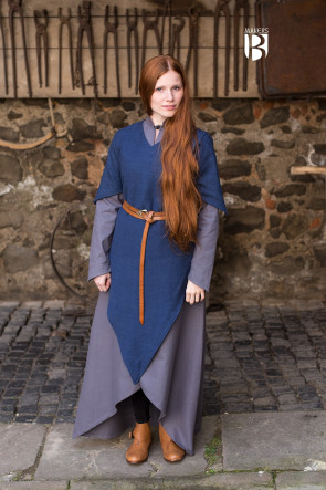 Elven Tunic Laylin with short sleeves