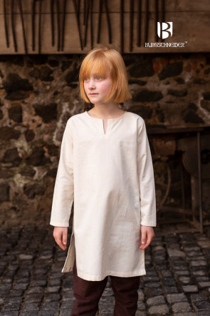Children's Undertunic Leifsson - Natural