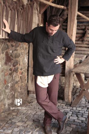 Viking in full garment with Short Tunic