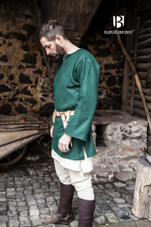 Garment Set Lodin with Wooltunic and Undertunic