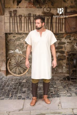 Short-sleeved Undertunic Snorri by Burgschneider for Summer