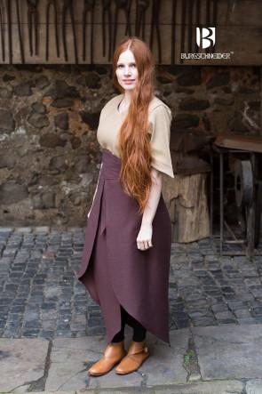 Skirt Tharya - Brown