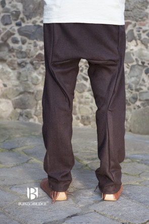 Thorsberg Pants Fenris - Wool Brown