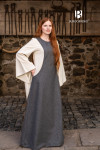 Surcot Albrun - Wool Grey