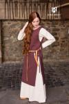 Outer Garment Haithabu - Brown