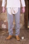 Wool Chausses Bernulf - Grey