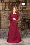 Underdress Freya - Burgundy Red