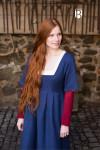Sleeves Fride - Wool Red