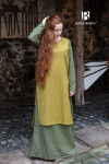 Outer Garment Haithabu - Saffron Yellow
