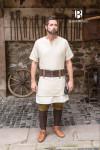 Short-Sleeve Tunic Aegir - Hemp