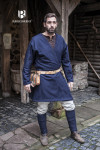 Viking Coat Loki - Blue
