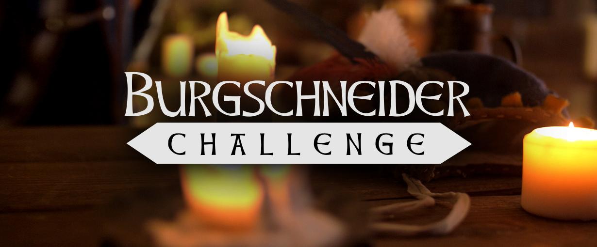 About the #BurgschneiderChallenge